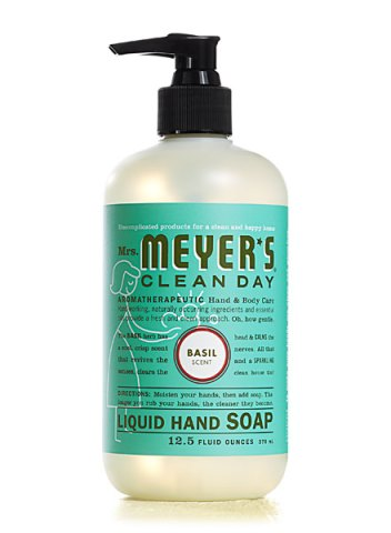 Mrs Meyer S Clean Day Aromatherapeutic Household Cleaners