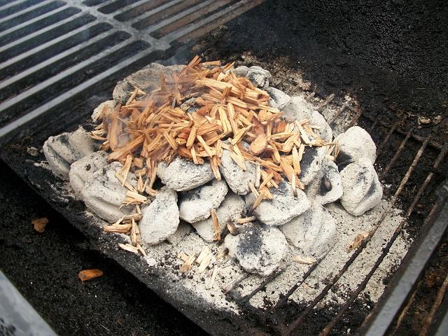 Alder oak bbq smoking wood chips mix l spring offer buy