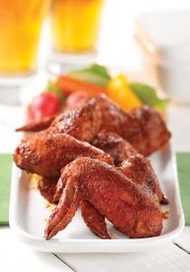Buffalo-Style Hot Wings (page 239)