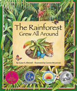 RainforestPAPERBACK with flaps
