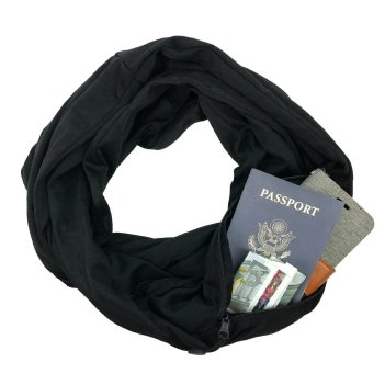 SHOLDIT_Convertible_Infinity_Scarf_with_Pocket_Journey_Black