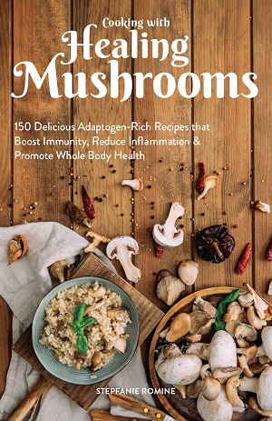 Cooking with Healing Mushrooms-front.indd